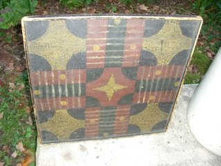 Antique Gameboard